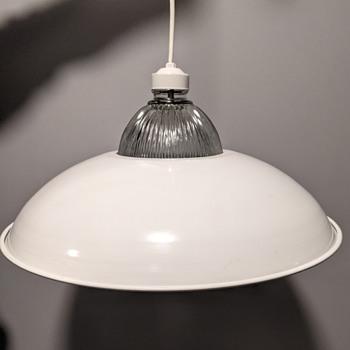 Neat light fixture. - Lamps