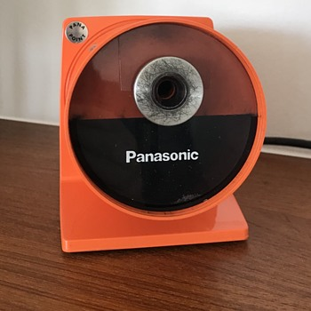 Panasonic pencil sharpener. - Office
