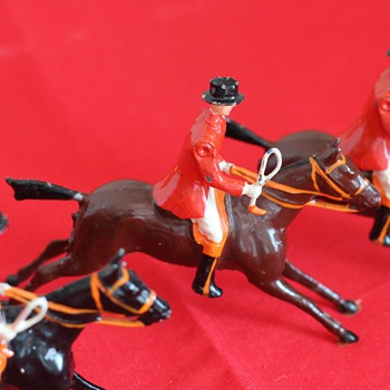 Britains Ltd Lead Figures - Toys