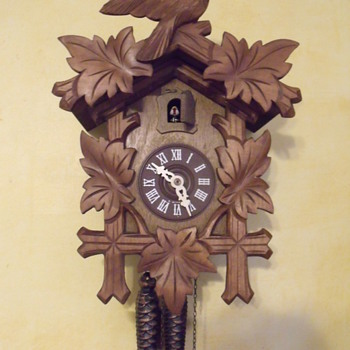 Looking for Information - Clocks