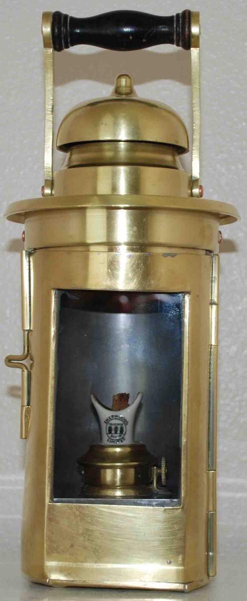 Sherwoods Limited Lamp Uk Made Collectors Weekly