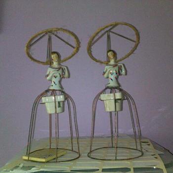 Eileen's Lady Lamps - Dolls
