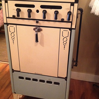 Continental Stove Corp  - Kitchen