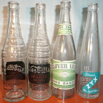 More Enno Sander - Bottles