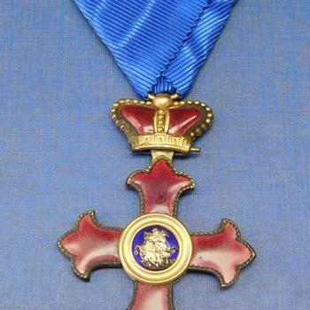 Maltese Cross Medal