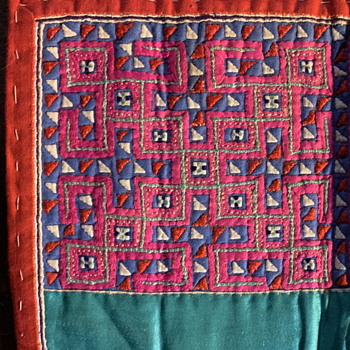 Hilltribe Textile Pieces - Rugs and Textiles