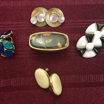 Cool pieces - Costume Jewelry