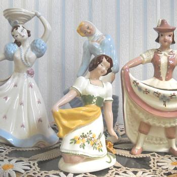 Hedi Schoop Collection - Figurines
