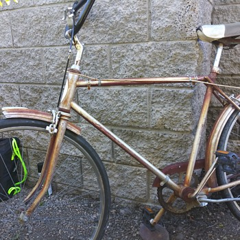 What is this bicycle - Sporting Goods