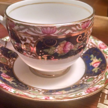 Trying to find out when this china was made.  It is a family heirloom. Came to the states from Scotland - China and Dinnerware
