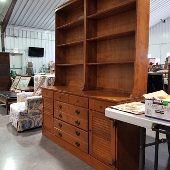 Ethan Allen Triple Dresser 1967 - Furniture