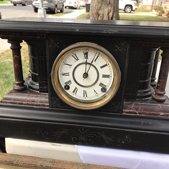Any info would be appreciated  - Clocks