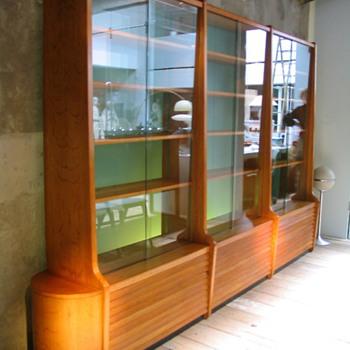 rare mid century modern cabinet?  - Furniture