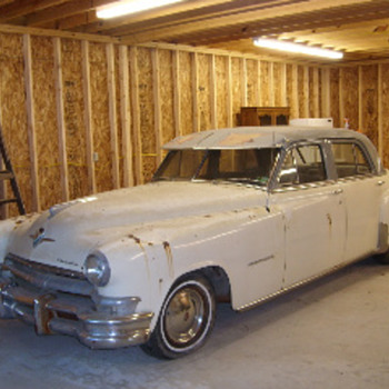 1951 Chrysler Imperial - Classic Cars