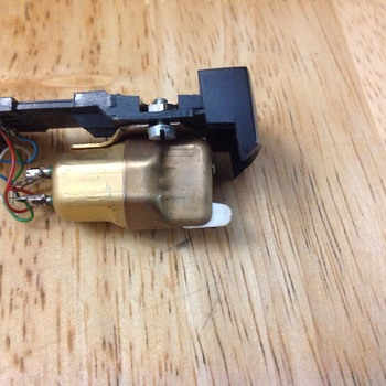 brass turntable phono cartridge