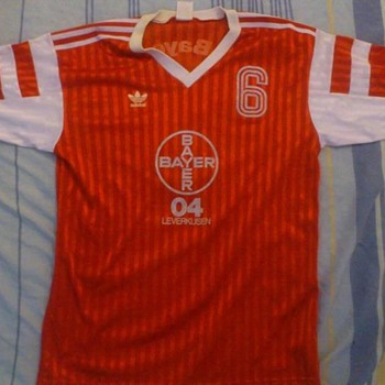 soccer jersey bayer 04 leverkusen