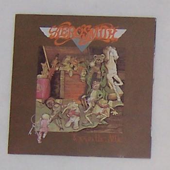 Aerosmith...Boz Scaggs...Dire Straights...Tom Petty... - Records