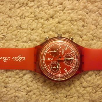 Unknown swatch watch