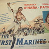 The First Marines Movie Poster 1950