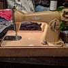 Universal Deluxe sewing machine
