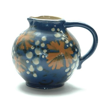 a miniature jug by LEON ELCHINGER - Art Nouveau