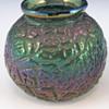 Miniature Thomas Webb Bronze Vase