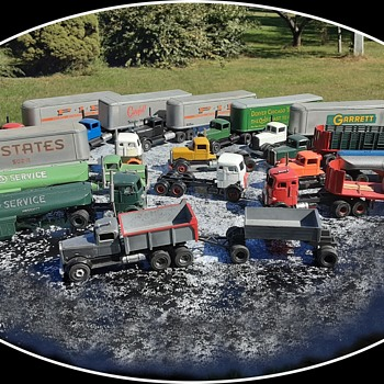 Ulrich Die Cast Collection - Model Cars