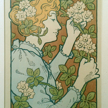 A. Herbinier nouveau Print - Posters and Prints