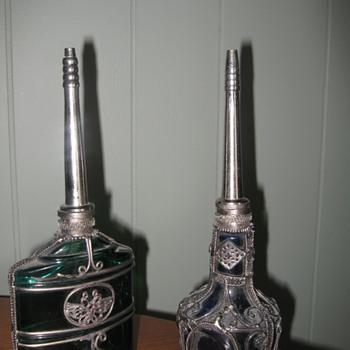 Mystery bottles... - Bottles
