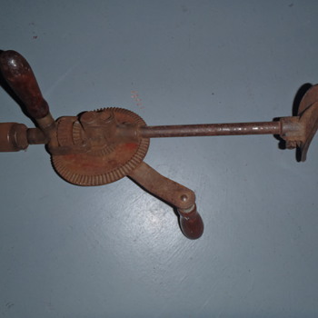 Brace and Bit?   - Tools and Hardware