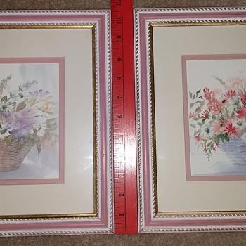 Beaux Arts Floral Prints