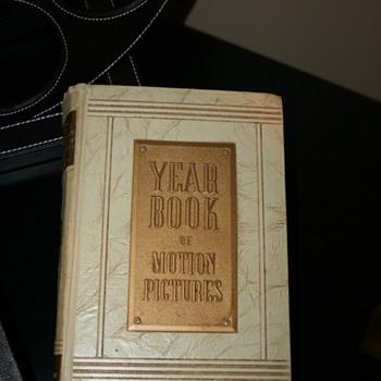 Vintage Movie Books - Books
