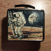 "School Lunch Box; ""Astronauts"" (Moon Landing July 1969)"