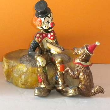Ron Lee Clown - Figurines
