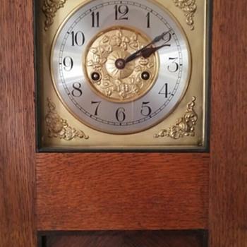 Gustov Becker Clock - Clocks