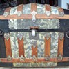 Antique Dome Top Trunk for 1890's