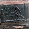 Coca-Cola Bronze Mold for Plaques!!!