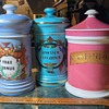 More Covered Apothecary Jars