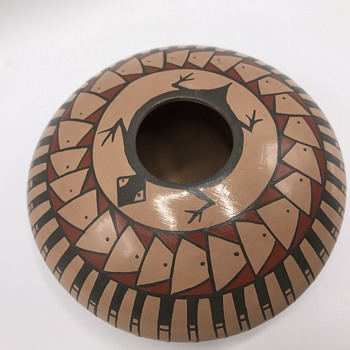 Native American Pottery ID - Pottery