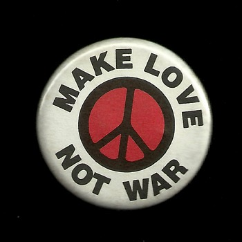 5 more Vietnam era protest button's