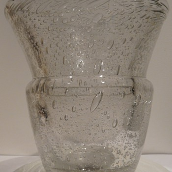Daum + Nancy France c.1935. - Art Glass