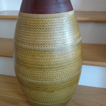 Floor Vase from Germany - Pottery