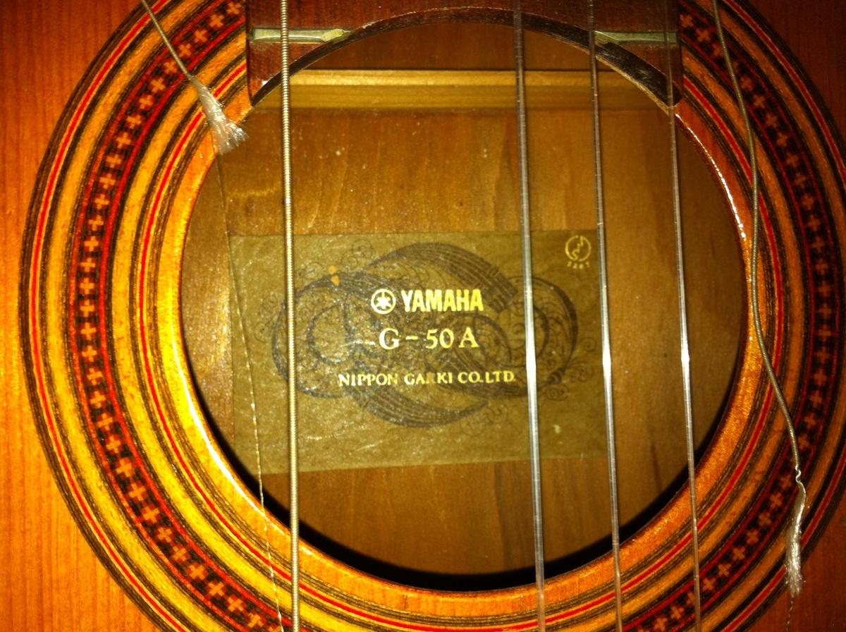 Yamaha nippon gakki serial numbers