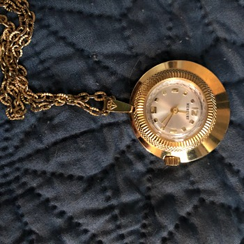 Watch . Swiss maybe ? Age ? - Pocket Watches