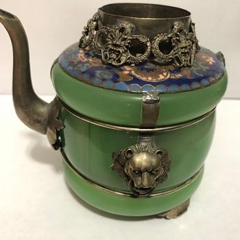 This is my Tibetan Teapot - China and Dinnerware