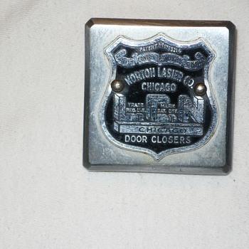 Norton Lasier Co. - Chicago - Door Closer