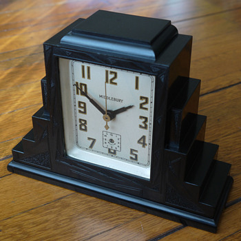 Middlebury Alarm Clock - Clocks