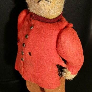 Skating Bear Toy circa 1915 - Toys