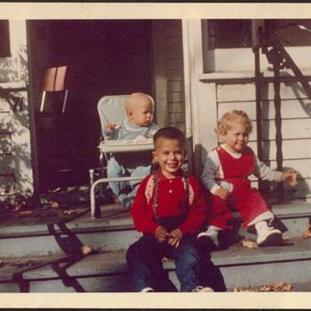 Family Photograph - 1962 - Photographs