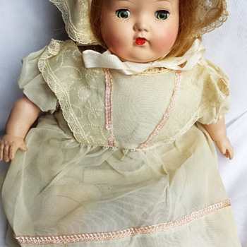 1950s Mama Doll_Unknown Maker - Dolls